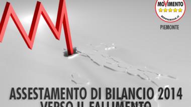 Assestamento di bilancio 2014: verso il fallimento