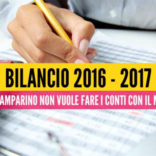 Bilancio 2016-2017: Chiamparino non fa i conti con il M5S