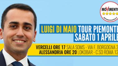 La Settimana a 5 Stelle nr. 13 – Luigi Di Maio in Tour