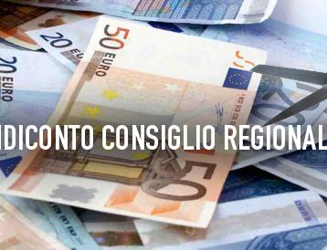 """RENDICONTO CONSIGLIO, GRUPPO M5S: """"CONTRAZIONE DELLE SPESE DEL CONSIGLIO E DELLA REGIONE NON COPRE SPRECHI E COSTI DELLA POLITICA"""""""