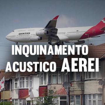 LA REGIONE PRENDA PROVVEDIMENTI PER TUTELARE COMUNITA' CHE VIVE A RIDOSSO DELL'AEROPORTO. NON AFFOSSI IMPOSTA SU INQUINAMENTO ACUSTICO AEREI