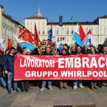 PORTARE IL CASO EMBRACO IN EUROPA, LE ISTITUZIONI COMUNITARIE NON POSSONO RESTARE A GUARDARE
