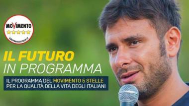 Alessandro Di Battista Tour – Il futuro in Programma