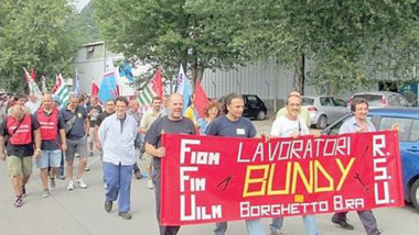 """BORGHETTO BORBERA (AL), MIGHETTI (M5S): """"BUNDY, DOPO LA NOSTRA INTERROGAZIONE LA REGIONE APRE UN TAVOLO DI CRISI. PERCORRERE TUTTE LE STRADE PER EVITARE I LICENZIAMENTI"""""""