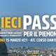 10 PASSI PER IL PIEMONTE, IL MOVIMENTO 5 STELLE RACCONTA IL PROGRAMMA PER LE REGIONALI 2019