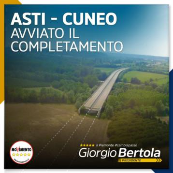 """Dadone – Campo (M5S): """"Sull'Asti Cuneo il governo tira dritto. Inutili pantomime di Chiamparino e Borgna per delegittimare Toninelli e M5S """""""