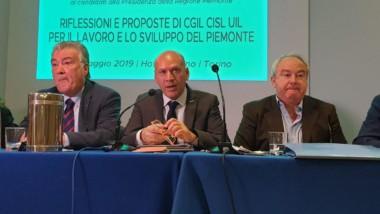 """BERTOLA (M5S): """"CONCORDIAMO CON MOLTE PROPOSTE DEI SINDACATI, PIEMONTE FANALINO DI CODA DEL NORD. LE RESPONSABILITA' DI DESTRA E SINISTRA"""""""