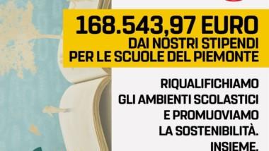 """SCUOLA, GRUPPO M5S: """"CON IL PROGETTO FACCIAMO ECOSCUOLA 168 MILA EURO A DISPOSIZIONE DEL PIEMONTE"""""""
