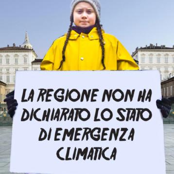 """GRETA, GRUPPO M5S – """"GRETA SAPPIA CHE CHI GOVERNA LA REGIONE NON HA DICHIARATO LO STATO DI EMERGENZA CLIMATICA"""""""