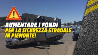"""Martinetti (M5S): """"Con più di 4000 incidenti la sicurezza stradale è una priorità per il Piemonte. No alla riduzione di risorse"""""""