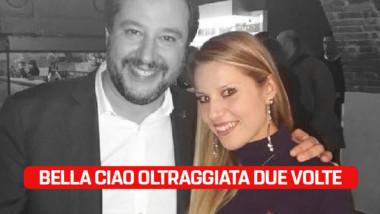 """""""Bella Ciao"""" oltraggiata due volte, prima dalla Vicesindaca di Rivoli ed oggi dalla lega in Consiglio Regionale"""