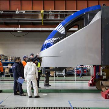 """M5S: Treno del futuro sarà alimentato ad idrogeno. Dalla Alstom confortanti notizie, ora puntiamo sull'idrogeno """"Made in Piemonte"""""""