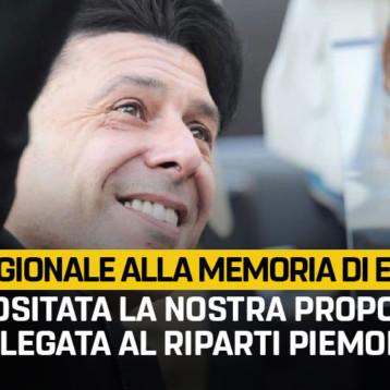 """Cultura, Frediani (M5S): """"Premio regionale alla memoria di Ezio Bosso, depositata la nostra proposta collegata al Riparti Piemonte"""""""