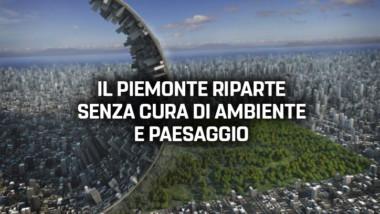 Bertola (M5S): poco ambiente e poca economia circolare per far ripartire il Piemonte. Slancio verso il passato rischioso per territorio e paesaggio