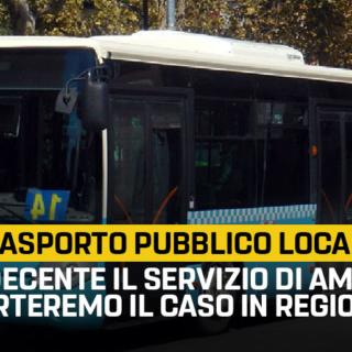 """Alessandria, Sacco – Serra (M5S): """"Trasporto pubblico locale, indecente il servizio di AMAG. Porteremo il caso in regione, intervenire subito"""""""