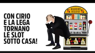 Bertola (M5S): Cirio e Lega danno il via libera al gioco d'azzardo, una operazione criminale. M5S a difesa della legge piemontese
