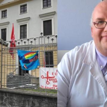 Frediani (M5S): La Giunta chiarisca la situazione dell'ospedale di Susa durante l'emergenza COVID 19, alla luce delle difficoltà denunciate dal direttore dott. La Brocca