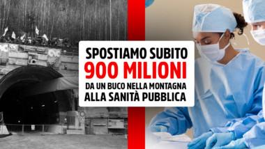 """Frediani (M5S): """"Effetti positivi della Torino Lione sovrastimati. La Corte dei Conti Europea boccia il Tav. Ora riscrivere la storia e ridistribuire le risorse dove servono davvero"""""""