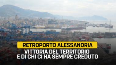 """Sacco – Matrisciano (M5S): """"Retroporto Alessandria, firma accordo è vittoria del territorio e di chi ci ha sempre creduto"""""""
