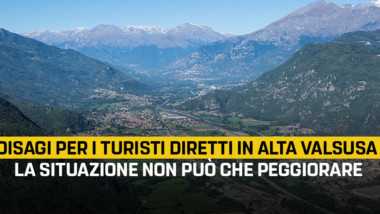 """Frediani (M5S): """"Gravi disagi per i turisti diretti in alta Valsusa e la situazione non può che peggiorare"""""""
