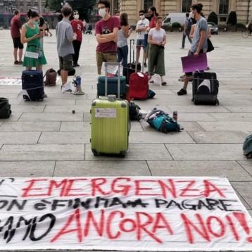 Disabato (M5S): Chiorino assente di fronte ai problemi reali degli studenti. Diritto allo studio a rischio in Piemonte, esultanza fuori luogo