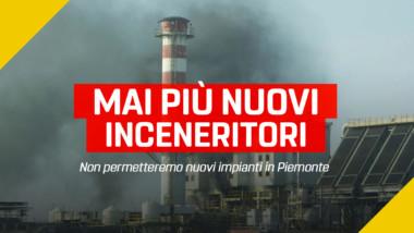 Bertola, Catricalà (M5S): In Piemonte non servono nuovi inceneritori. Arpa Vercelli chiara: pesanti ripercussioni sulla salute dei cittadini. Cirio si smarchi da Marnati.
