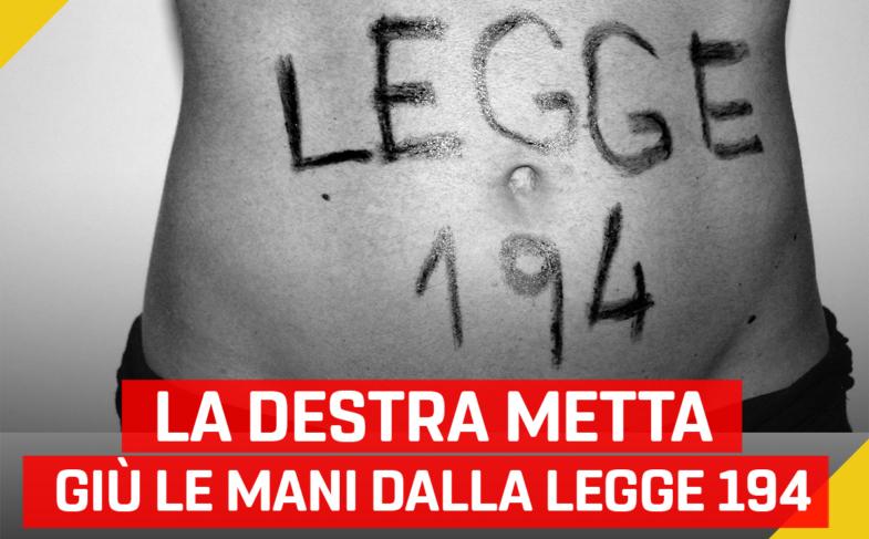 Disabato (M5S): Basta propaganda sul corpo delle donne per raccattare voto degli estremisti. Marrone si vergogni e Cirio prenda le distanze