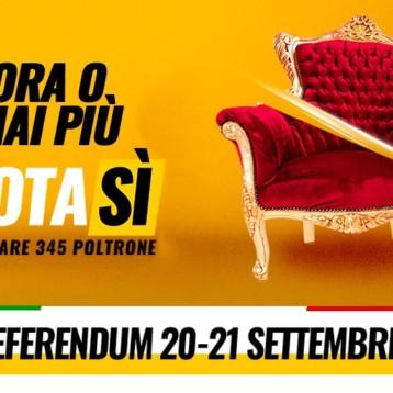La Settimana a 5 Stelle nr. 38 – 20-21 Settembre #VotaSì