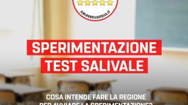 """Frediani (M5S): """"Test rapidi a scuola fermi al palo e ordinanza impugnata. Casi simbolo di Giunta inadeguata"""""""
