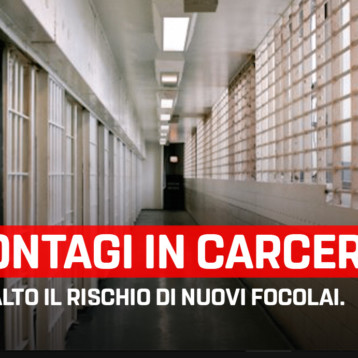 Frediani (M5S): Coronavirus nelle carceri italiane, situazione potenzialmente esplosiva. Diminuire la popolazione nei penitenziari unica soluzione per contenere l'emergenza
