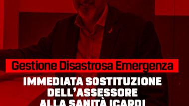 Frediani (M5S): Immediata sostituzione dell'assessore Icardi e del suo direttore Aimar