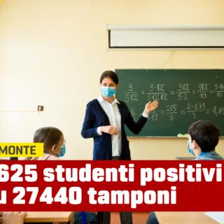 Frediani (M5S): 5.600 positivi nelle scuole piemontesi. La DAD è uno strumento emergenziale, ma ad oggi è l'unica possibilità per garantire il diritto allo studio