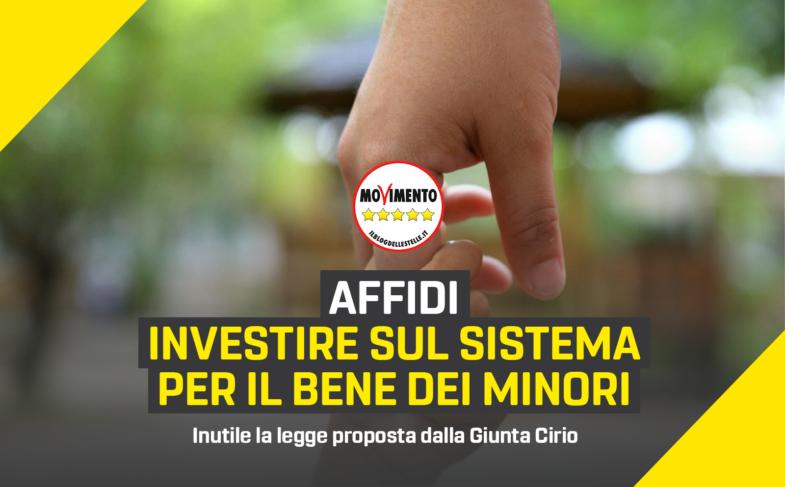 Frediani (M5S): Affidi, non servono nuove leggi, necessario investire per migliorare il sistema a beneficio di minori, famiglie ed operatori